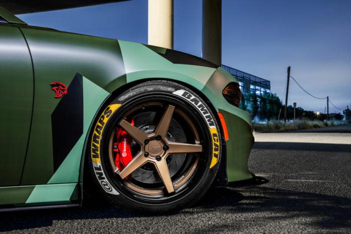 2016-Dodge-Charger-Hellcat-FR3-Matte-Bronze-Gloss-Black-4-of-9